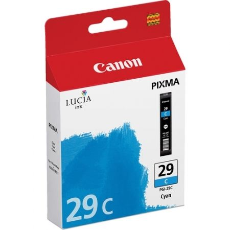 Cartus Inkjet Canon PGI-29C Cyan