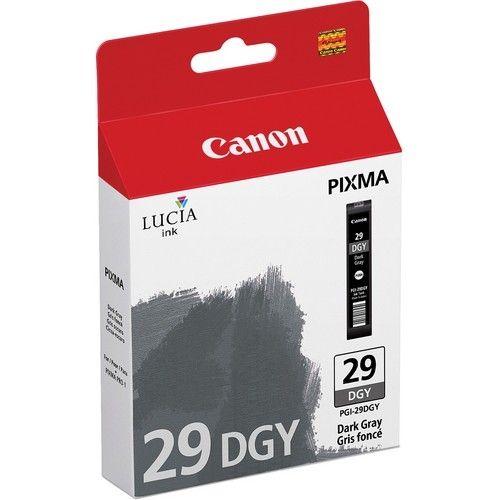 Cartus Inkjet Canon Dark Grey PGI-29DGY