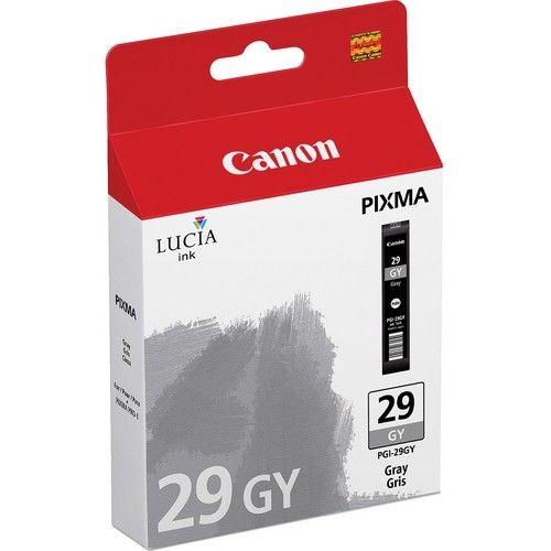 Cartus Inkjet Canon Grey PGI-29GY