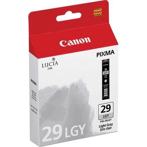 Cartus Inkjet Canon Light Grey PGI-29LGY