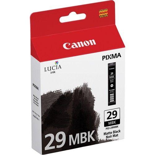 Cartus Inkjet Canon Matte Black PGI-29MB