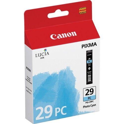 Cartus Inkjet Canon Cyan PGI-29PC