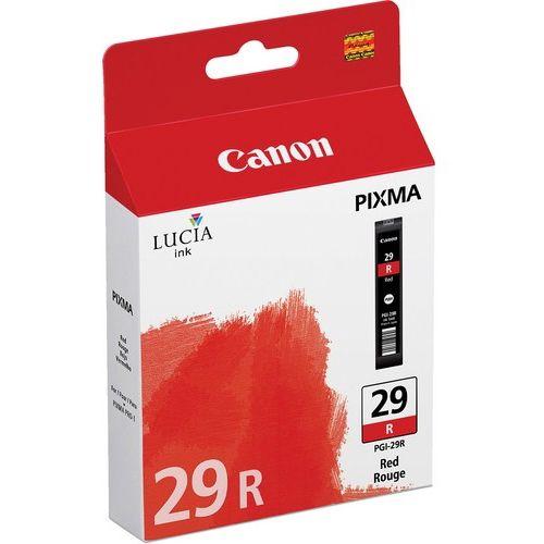 Cartus Inkjet Canon Red PGI-29R
