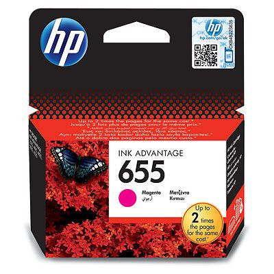 Cartus Inkjet HP 655 Magenta