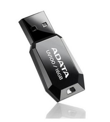 Flash Drive A-Data UV100 16GB Black