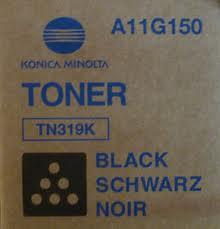 Toner Minolta negru TN-319 BZC360 29k