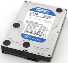 Hard Disk Desktop Western Digital Blue 1TB SATA3 64MB