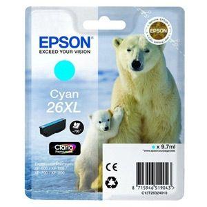 Cartus Inkjet Epson 26XL Cyan T263240