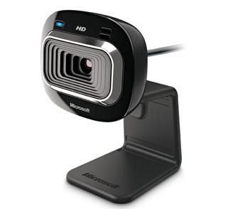 Camera Web Microsoft LifeCam HD-3000 HD USB Business