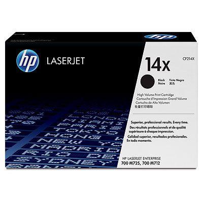 Cartus Laser HP Black 14X CF214X
