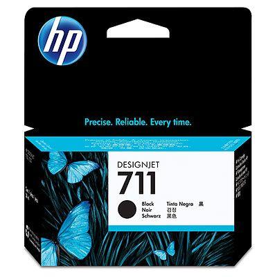 Cartus Inkjet HP Black 711