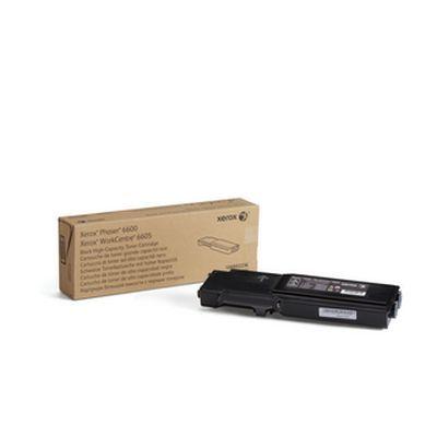 Cartus Toner Xerox pentru Phaser 6600 WorkCentre 6605 3000 pag Black