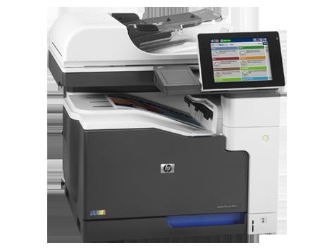 Multifunctional Laser Color HP LaserJet Pro 700 M775dn