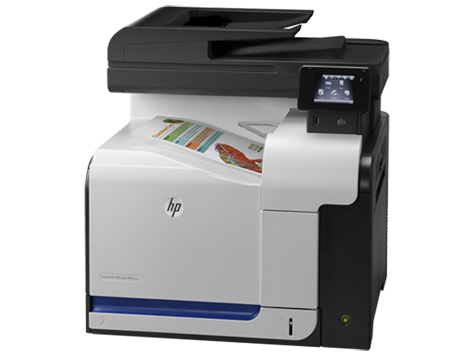 Multifunctional Laser Color HP LaserJet Pro 500 M570dn
