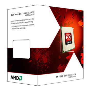 Procesor AMD X6 FX-6300 Black Edition socket AM3+