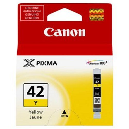 Cartus Canon Yellow CLI-42Y