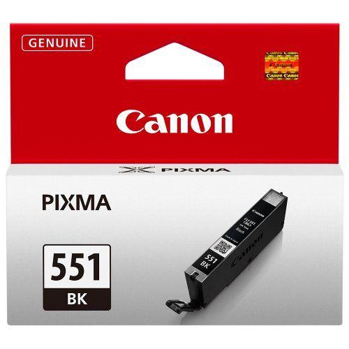 Cartus Inkjet Canon Black CLI-551B
