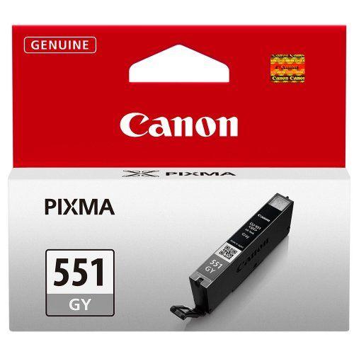 Cartus Inkjet Canon Grey CLI-551GY