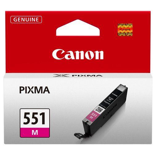 Cartus Inkjet Canon Magenta CLI-551M