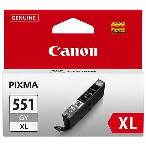 Cartus Inkjet Canon Grey CLI-551XLGY