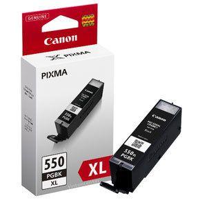 Cartus Inkjet Canon Black PGI-550XLB