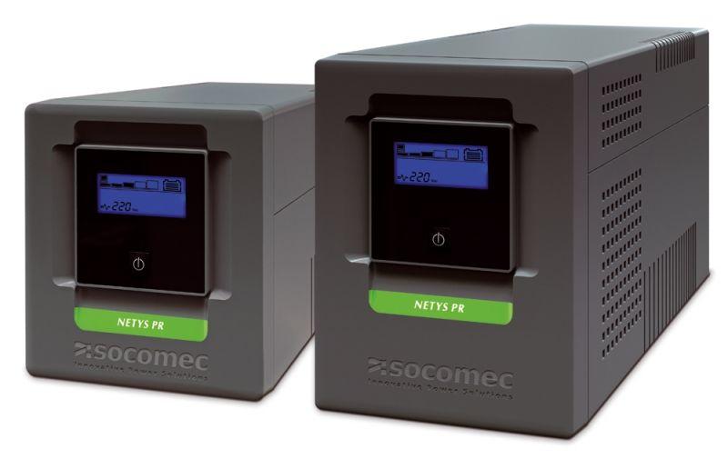 UPS Socomec NeTYS PR MT 2000VA