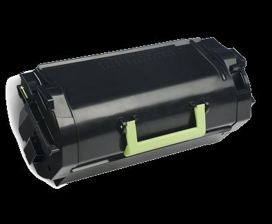 Cartus Laser Lexmark Black 522X (45k) Return Program