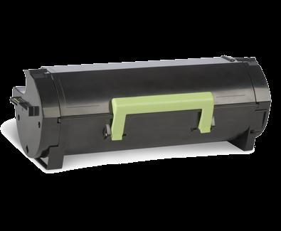 Cartus Laser Lexmark Black 602H (10k) Return Program