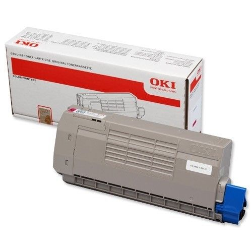 Toner Oki C711WT White 6K