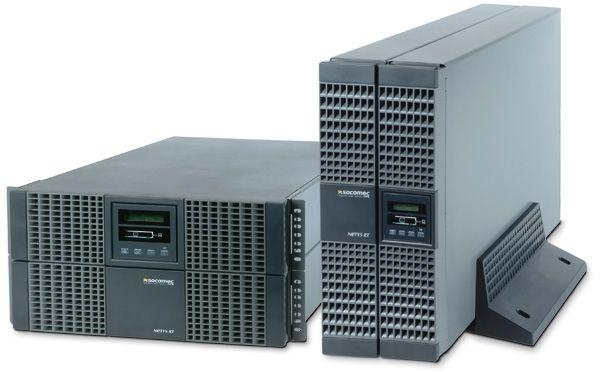 UPS Socomec Netys RT 5000VA + Baterie