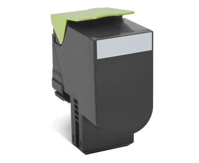 Cartus Laser Lexmark 802HK Black Capacitate Mare (4k) Return Program
