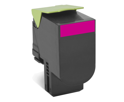 Cartus Laser Lexmark 802XM Magenta Capacitate Foarte Mare (4k) Return Program