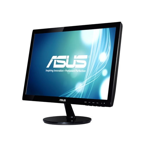 Monitor LED Asus VS197DE 18.5 HD Negru