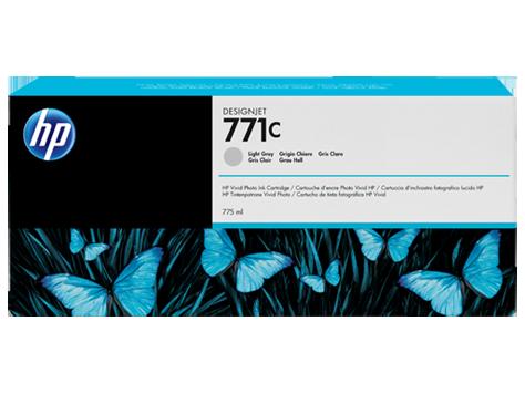 Cartus Inkjet HP Yellow 771C