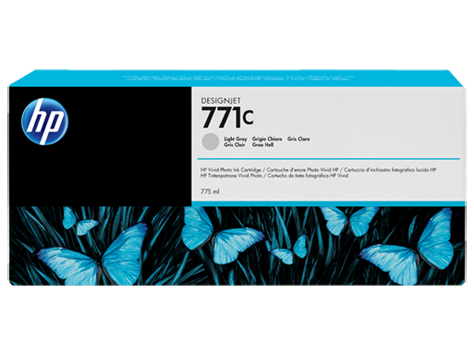 Cartus Inkjet HP Light Cyan 771C