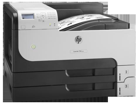Imprimanta Laser Monocrom HP LaserJet Enterprise 700 M712dn