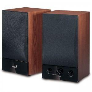 Boxe Genius SP-HF1250B Hi-Fi Cherry Wood