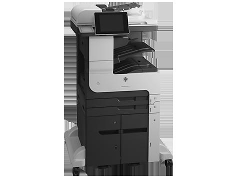 Multifunctional laser monocrom HP LaserJet Enterprise 700 MFP M725z+