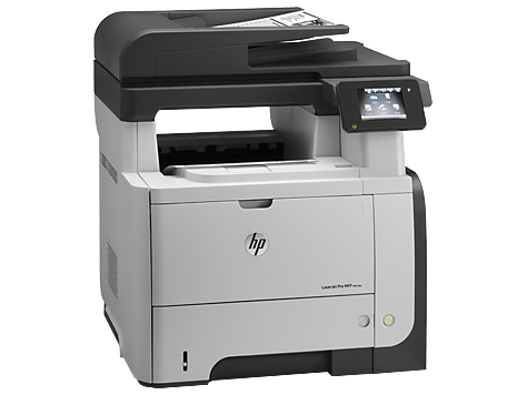 Multifunctional laser monocrom HP LaserJet Pro 500 MFP M521dn