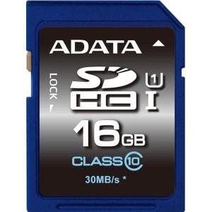 Card Memorie Adata SDHC Premier 16GB UHS-I U1