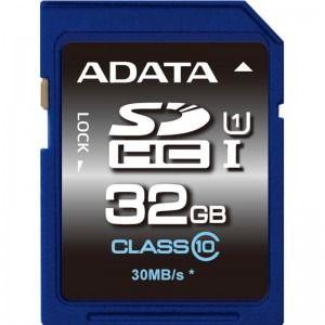 Card memorie ADATA SDHC Premier 32GB UHS-I U1