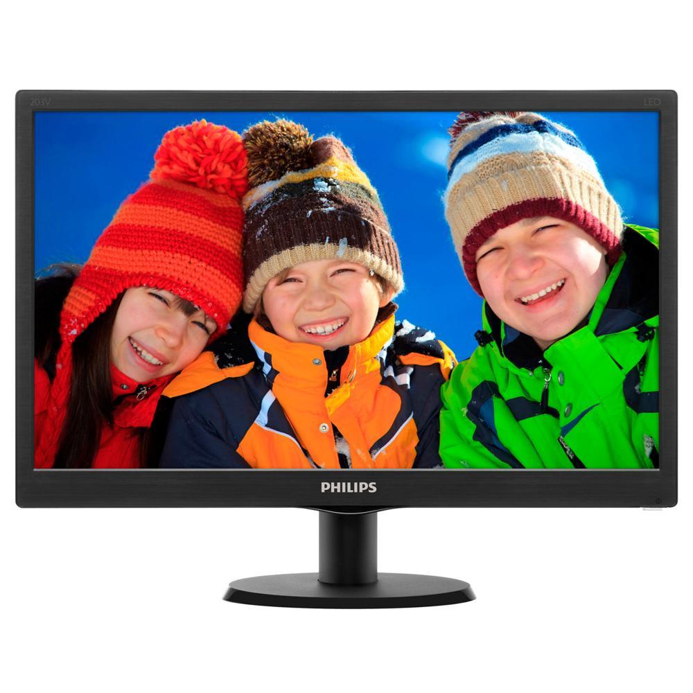 Monitor LED Philips 203V5LSB26 19.5