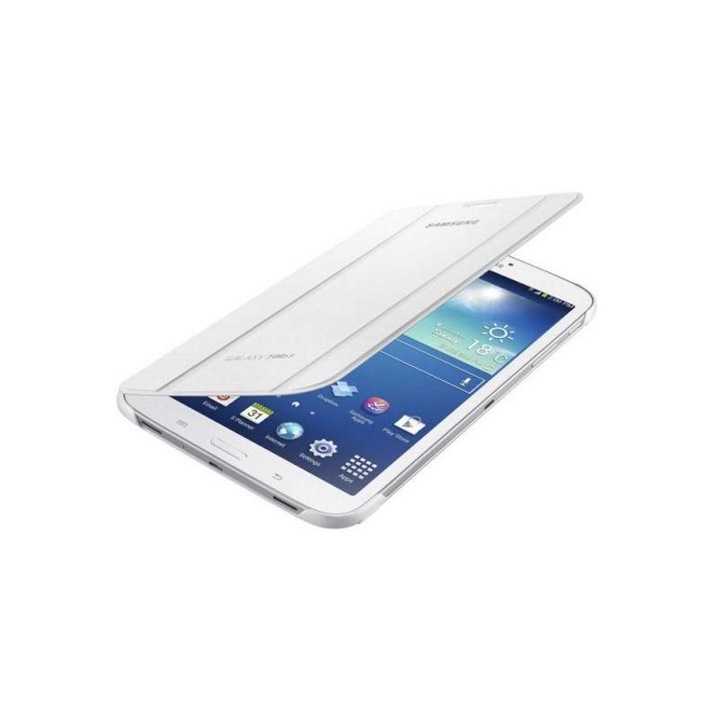 Husa Tableta Samsung Book Cover pentru Galaxy Tab 3 7.0 T210 White