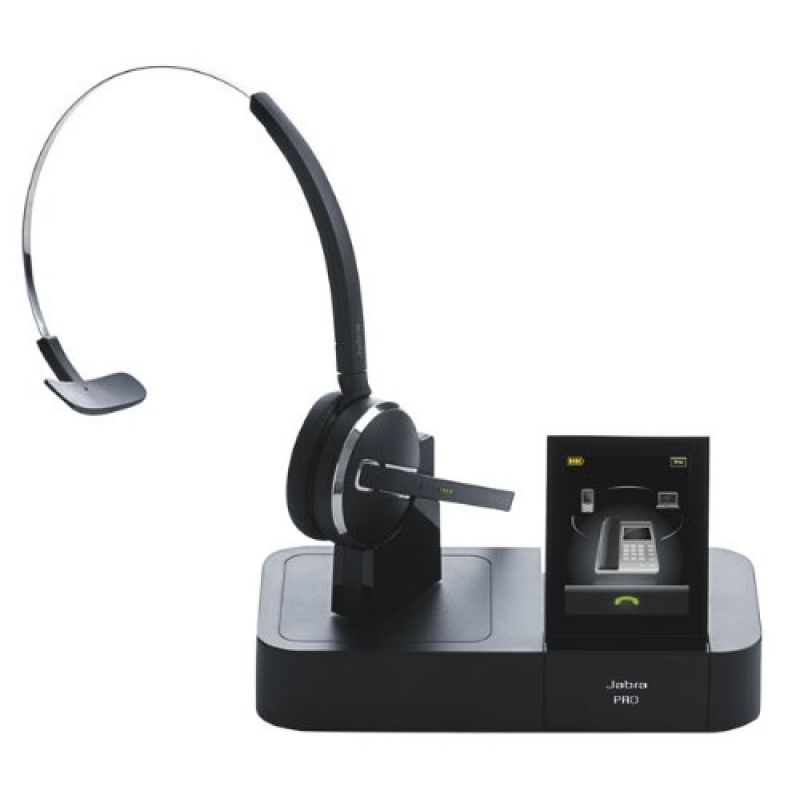 Casca Jabra PRO 9470 3in1 Mono DECT Wireless NC