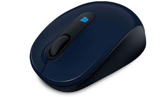 Mouse Microsoft Sculpt Mobile Blue