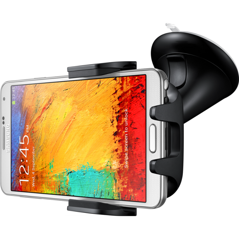 Suport Auto Samsung Vehicle Dock Black pentru Galaxy Note 3 N9005