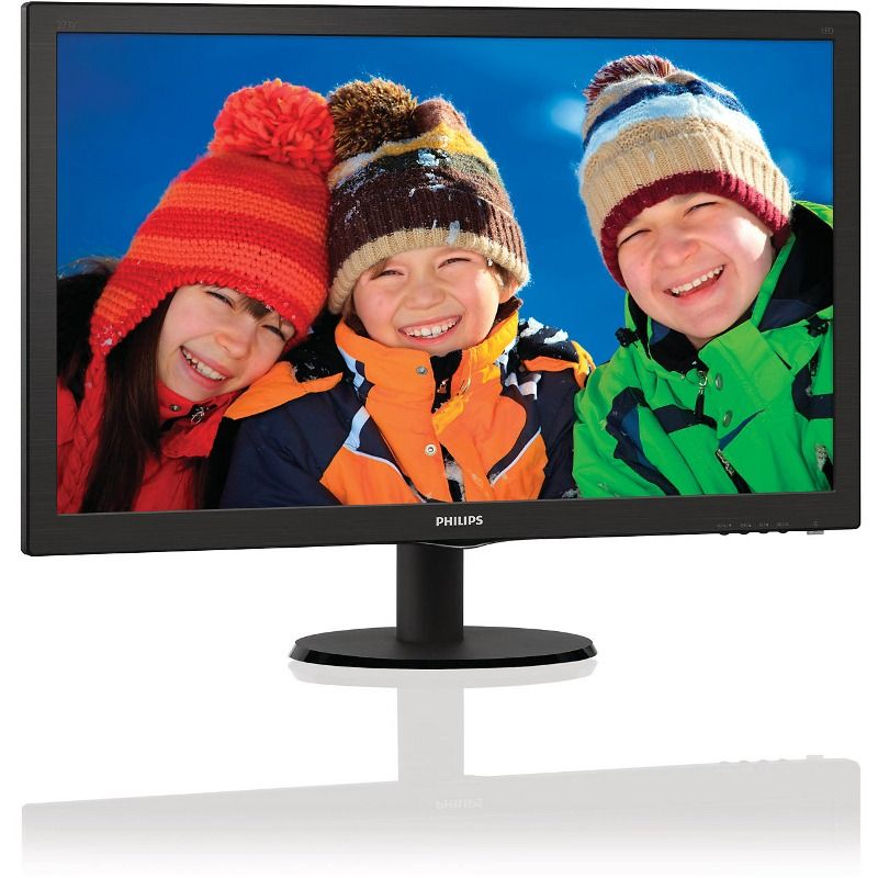 Monitor LED Philips 273V5LHSB 27 Full HD
