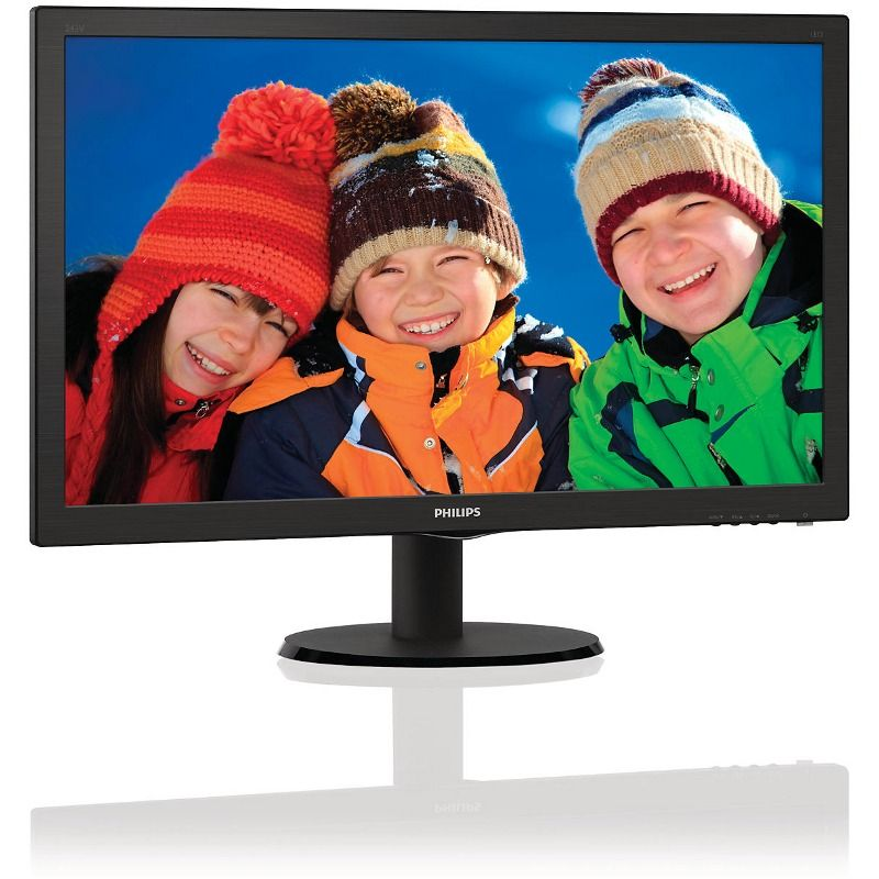 Monitor LED Philips 243V5LSB 23.6 Full HD