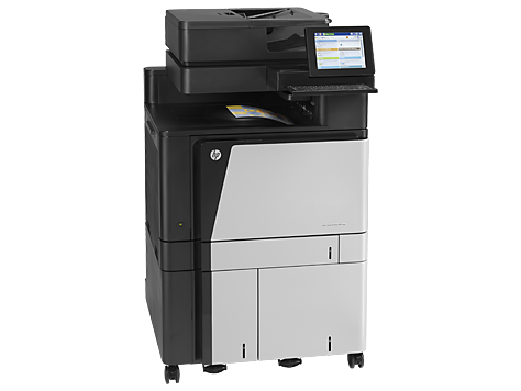 Multifunctional laser color HP Color LaserJet Enterprise flow M880z+