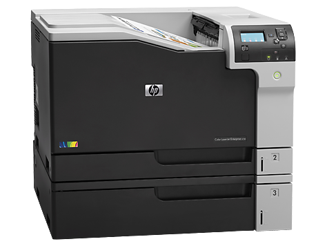 Imprimanta laser color HP Color LaserJet Enterprise M750n